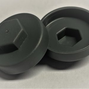 Coloured Tek Screw Caps