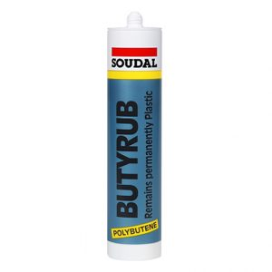 Soudal Butyrub Grey Sealant
