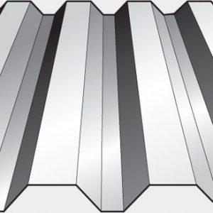 34/1000 Profile Steel Sheets