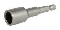 11mm Bi-Hex Socket Driver
